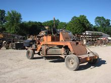 Rosco Self-Propelled Sweeper