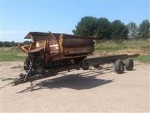 Hay Buster Bale Processor Mount