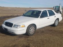 2009 Ford Crown Victoria Police
