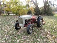 1953 Ford Golden Jubilee NAA 2W