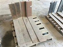 Used Forklift Forks
