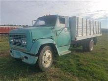 1967 GMC EM567OV Truck