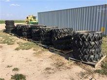 Irrigation Wheels/Tires