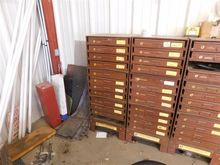 Lawson Parts Cabinet