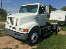 1998 International 8100 Day Cab