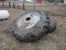 Firestone 18.4R38 Axle Mount Du