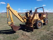 Used Case 760 Trench