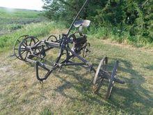 P & U Horse Drawn Ditcher Plow