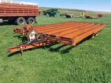 Large Bale Stack Mover