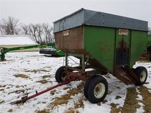 Dakon 200 Gravity Wagon