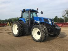 2012 New Holland T8.360 MFWD Tr