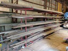 Steel Storage Rack W/Steel Inve