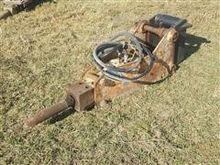 Mounted Hydraulic Breaker
