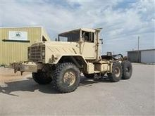 1991 Bmy M932A2 T/A Truck Tract