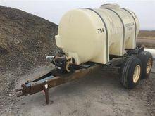 Used 750 Gallon Wate
