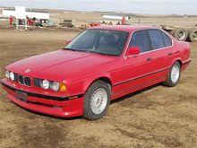 1989 Bmw 535I 4 Door Sedan