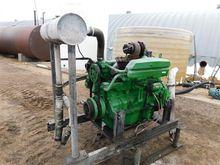 John Deere 6608 Power Unit