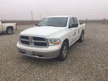 2012 Dodge Ram 1500 4x4 Crew Ca