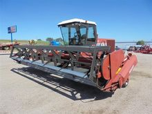 Hesston 8100 Windrower