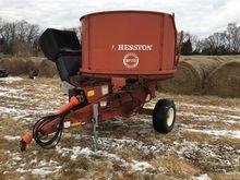 Hesston BP-20 Bale Processor