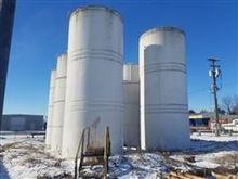 12,000 Gallon Vertical Steel Fu