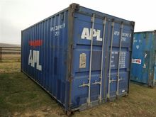 2004 Steel Storage Container