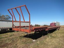 1984 Ledwell Dropdeck Trailer