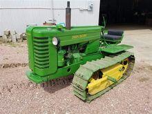 1951 John Deere MC Tractor