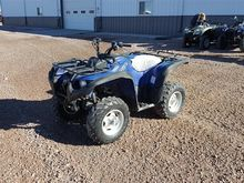 2011 Yamaha Grizzly 700 ATV