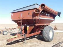 M & W Little Red Wagon Grain Ca