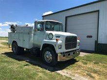 1989 Ford L8000 Diesel Service
