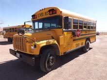 2002 GMC 35 Seat School Bus