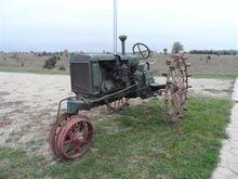 Oliver Hart Par 18-27 2WD Tract