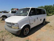 1995 Chevrolet Astro Mini Van