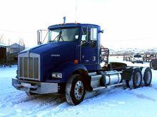 1998 Kenworth T-800 T/A Truck T