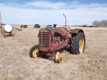 1950 Massey Harris 55 2WD Tract