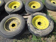 John Deere Tires/Rims