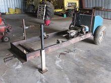 M & W P-400B Dynamometer, Chilt