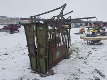 Used Squeeze Chute/H