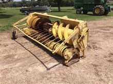 New Holland Self Propelled Hay