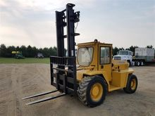 2004 Sellick S660R Forklift