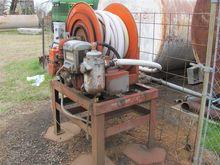 Fuel Tank Pump & Hose Reel