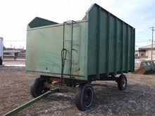 Gnuse All Steel Silage Wagon