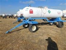 1963 Anhydrous Tank