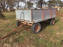 Electric 5015 Dump Wagon