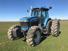 1994 Ford New Holland 8670 MFWD