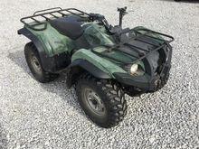 2009 Yamaha Grizzly 450 ATV
