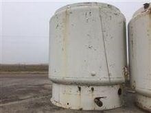 Chemical Storage Steel Tank