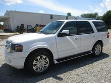 2011 Ford Limited Expedition 4X