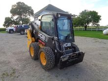 2015 JCB 175 Skid Steer